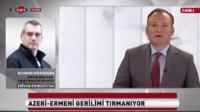 RSC ASSESSES RECENT KARABAKH CLASHES FOR TURKISH TV