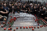 THE COMMEMORATION OF THE ARMENIAN GENOCIDE CENTENNIAL IN ISTANBUL