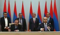 RSC STAFF ANALYSIS OF DOMESTIC ARMENIAN POLITICS