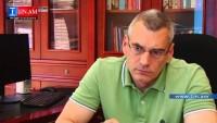 RSC DIRECTOR INTERVIEWED ON KARABAKH CONFLICT