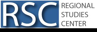 Regional Studies Center
