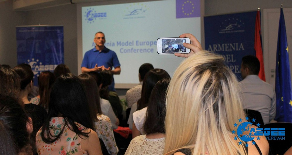 "SUPPORTING THE ""ARMENIA MODEL EU 2017"""