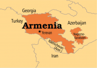 "RSC STAFF ANALYSIS: ""ARMENIA 2015: FOREIGN POLICY REVIEW"""