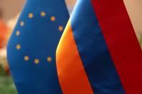 RSC BRIEFS VISITING EU DELEGATION