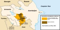 """RSC """"GUEST ANALYSIS"""" OFFERS A COMPARATIVE ANALYSIS OF """"LAND FOR PEACE"""" FOR ISRAEL AND KARABAKH"""