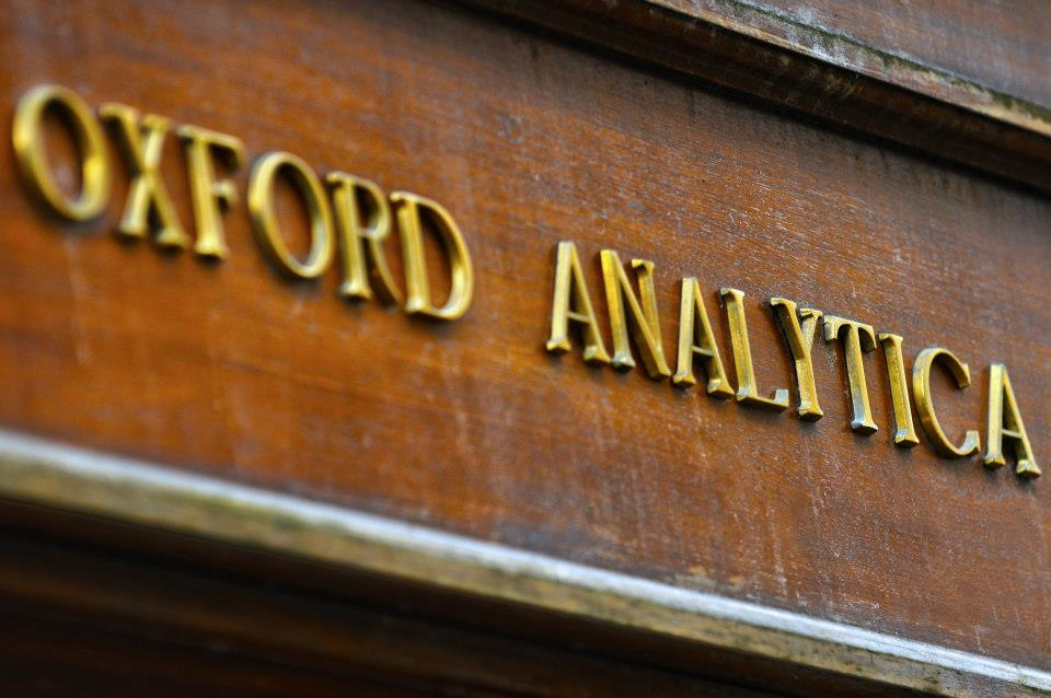 "ARCHIVAL ANALYSIS: ""OXFORD ANALYTICA"""